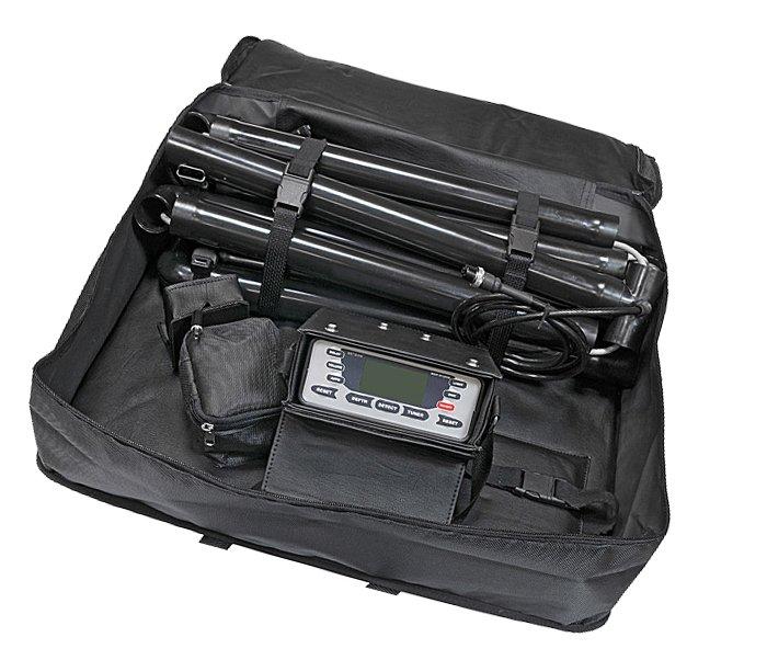 Глубинный металлоискатель с дискриминацией Detech SSP-5100 (+ Совок поисковый в подарок!)