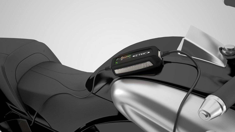 CTEK BUMPER 10 Защитный бампер (для мод. XC0.8, XS0.8) черный