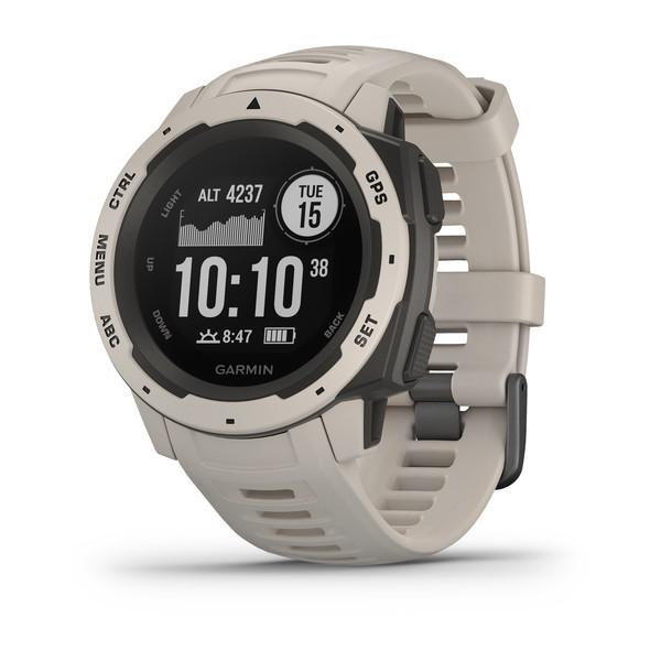 Прочные GPS-часы Garmin Instinct Tundra