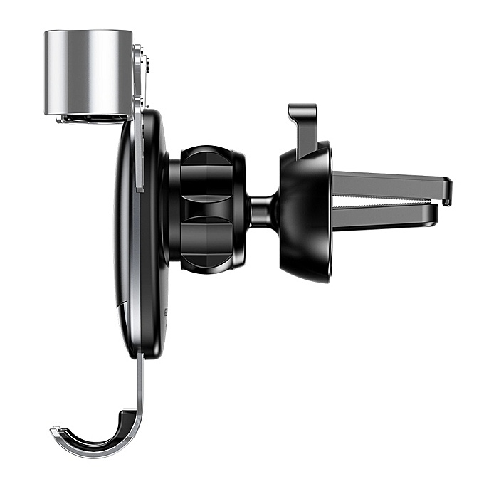 Автомобильный держатель Baseus Mini gravity holder Silver (SUYL-G0S)
