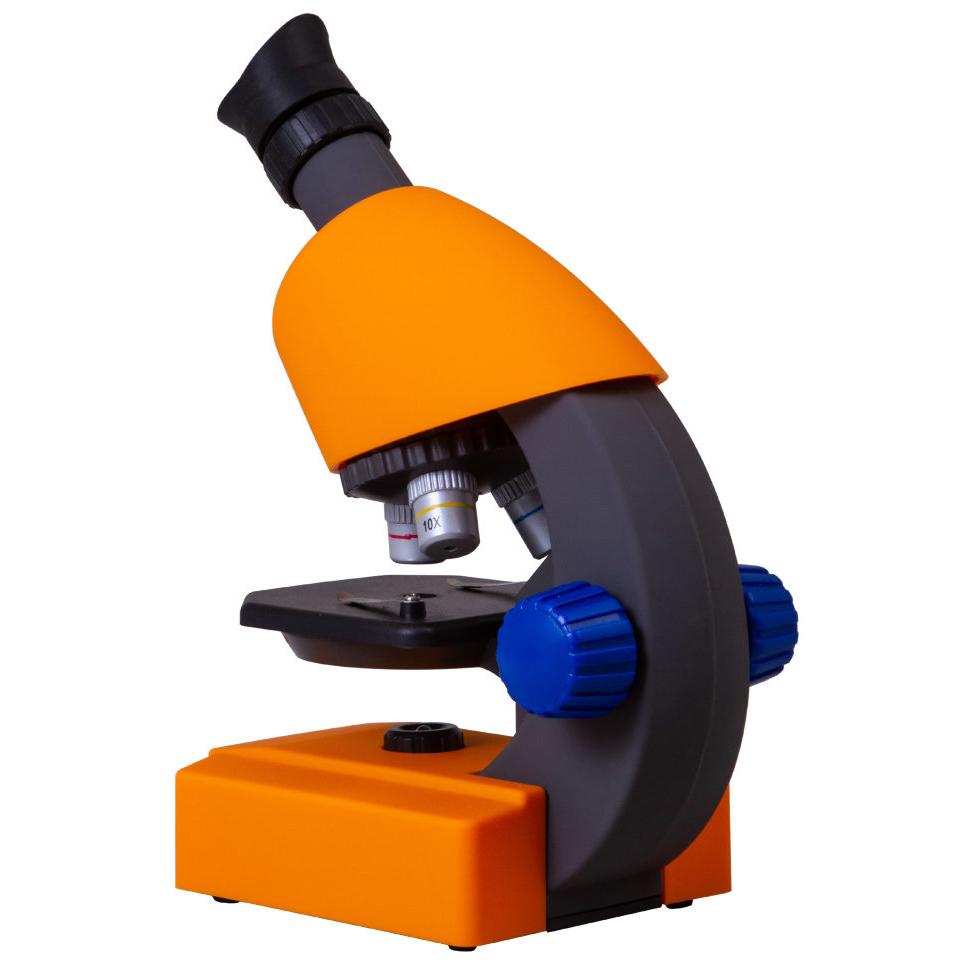 Микроскоп Bresser 40–640x (+ Книга «Невидимый мир» в подарок!)