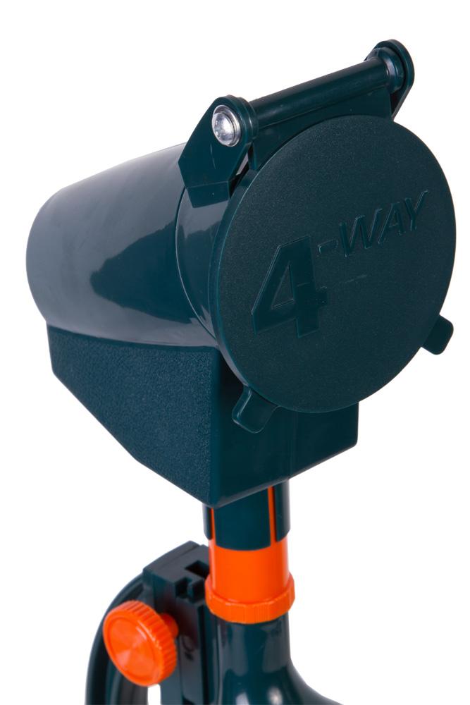 Микроскоп Levenhuk LabZZ M3 с адаптером для фотоаппарата (+ Антисептик-спрей для рук в подарок!)