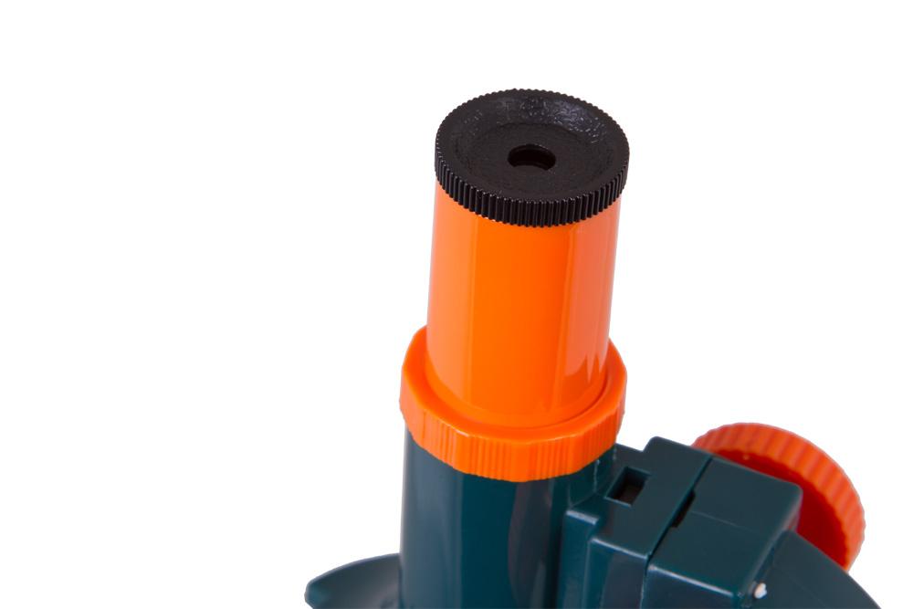 Микроскоп Levenhuk LabZZ M2 (+ Антисептик-спрей для рук в подарок!)