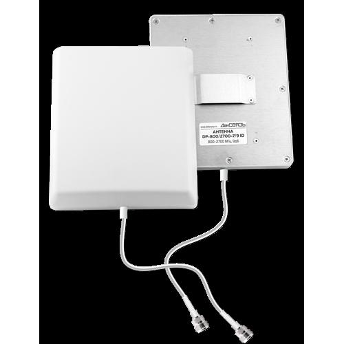 Готовый комплект усиления сотовой связи Далсвязь DS-1800/2100-17С2 (+ Кронштейн в подарок!)