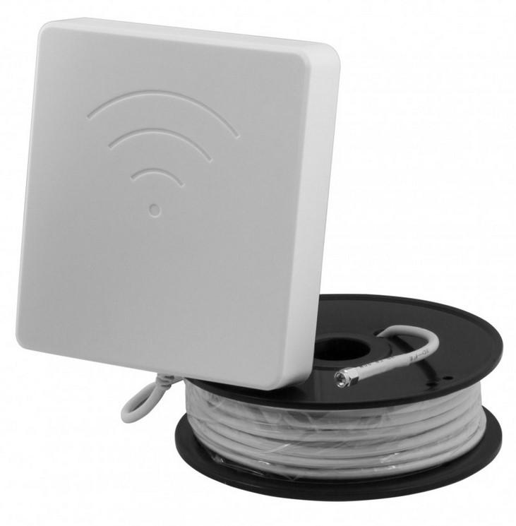 Готовый комплект усиления сотовой связи ДалСВЯЗЬ DS-900/2100-20 (+ Кронштейн в подарок!)