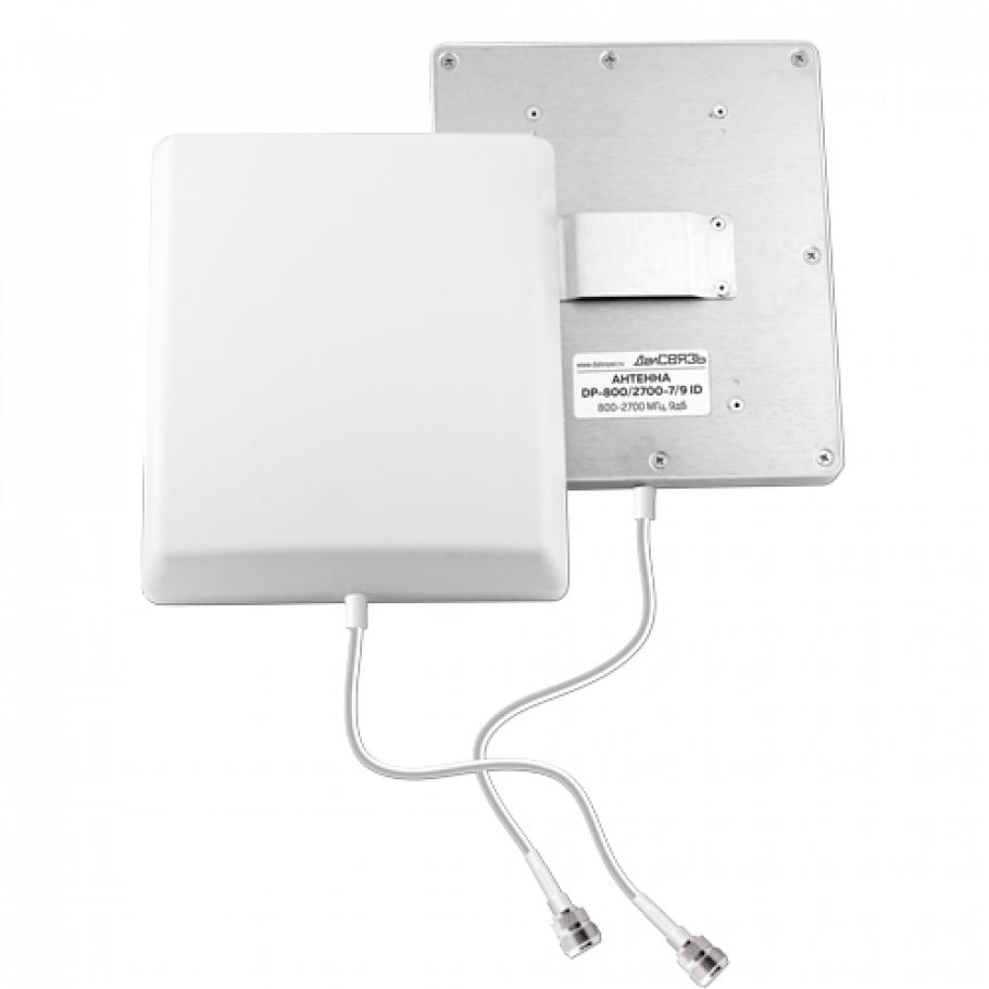 Готовый комплект усиления сотовой связи Далсвязь DS-900/1800-23С2 (+ Кронштейн в подарок!)