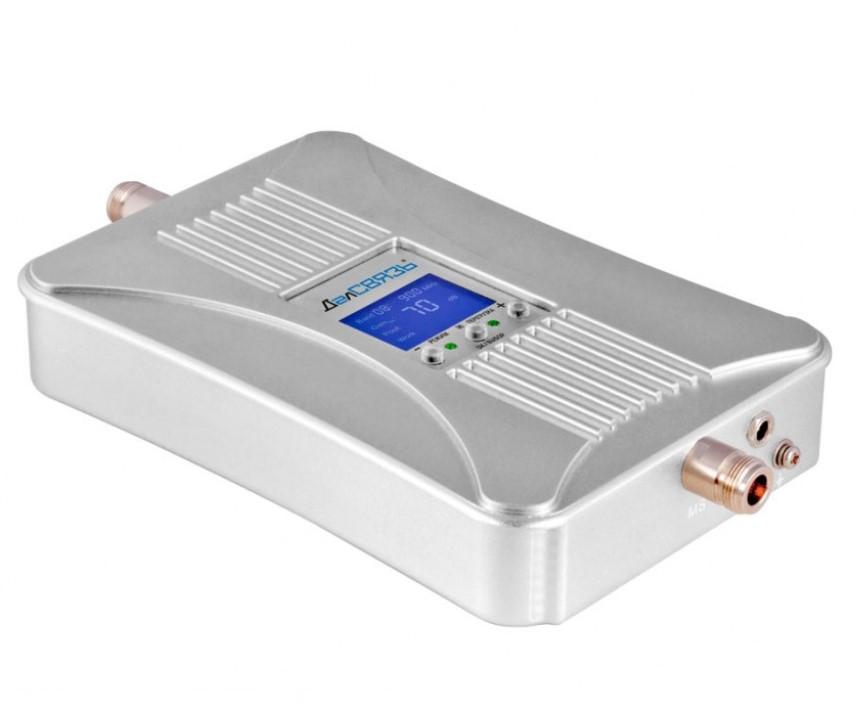 Готовый комплект усиления сотовой связи ДалCвязь DS-900-20 C1 (+ Кронштейн в подарок!)