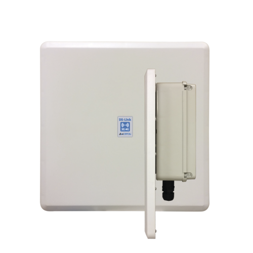 Комплект для мобильного интернета ДалСвязь DS-Link DS-4G-18kit (4G станция внешняя, PoE 24B, комплект с кронштейном 02..