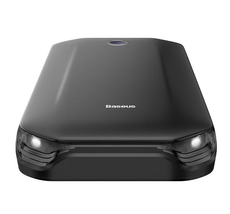 Портативное пусковое устройство для автомобиля Baseus Super Energy Car Jump Starter черный (CRJS01-01) (+ Антисептик-с..