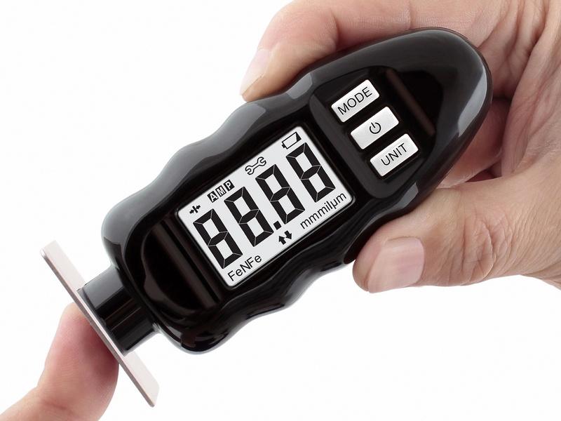 Толщиномер CARSYS DPM-816 PRO (С ПОВЕРКОЙ) (+ Чехол для толщиномера в подарок!)