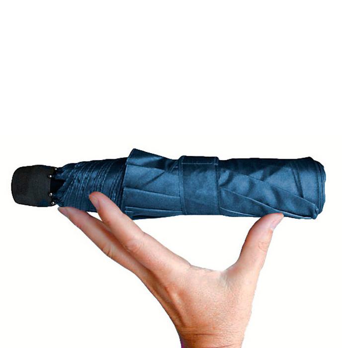 Зонт Light Trek Navy Blue механический складной (цвет - синий)