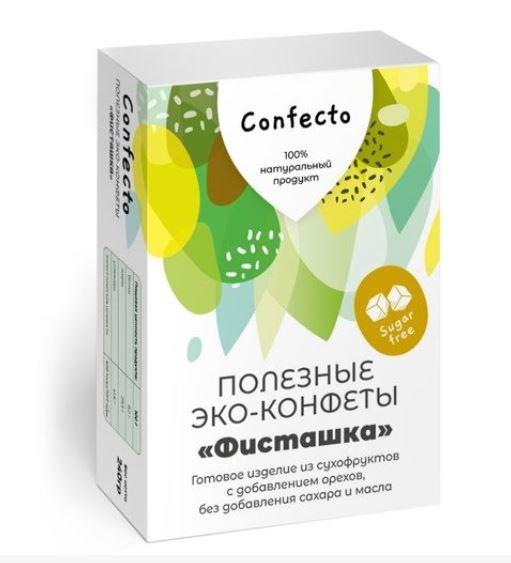 Полезные эко-конфеты «Фисташка»