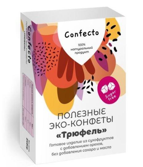 """Полезные эко-конфеты """"Трюфель"""""""