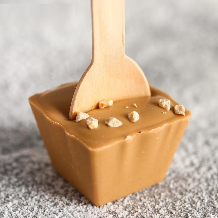 Ложка шоколадная «Ложечку волшебства»: с миндалём, 50 г