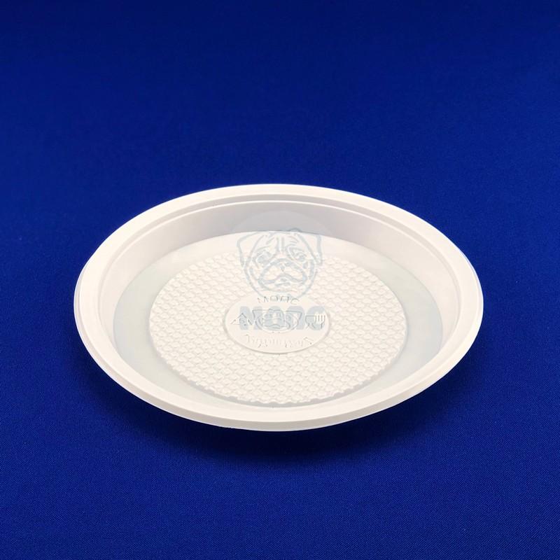 тарелка десертная d165 белая 100/2400