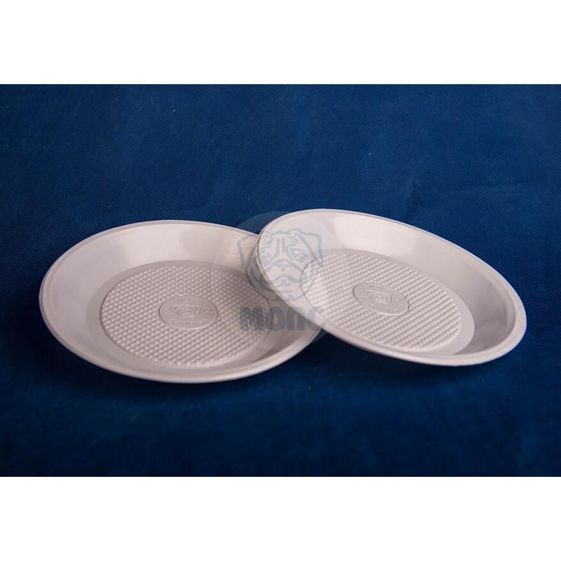 тарелка десертная d200 белая 100/1800