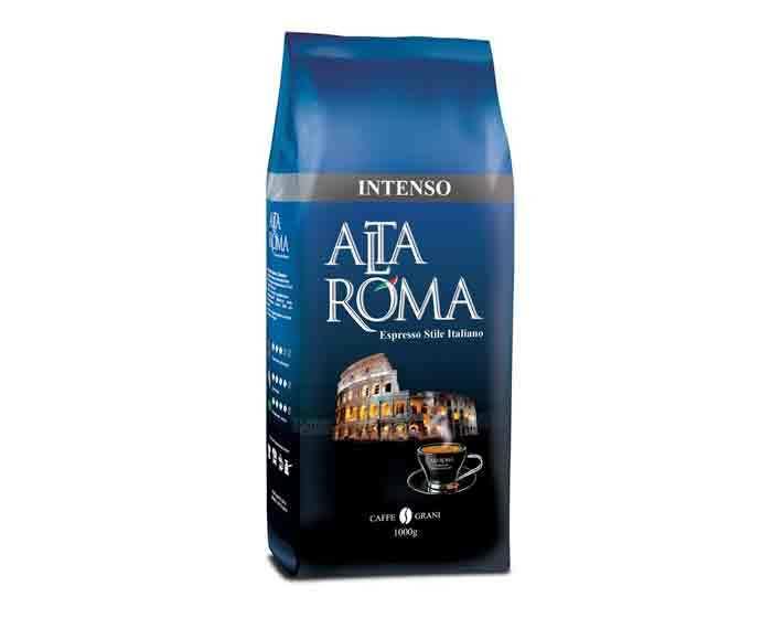Кофе в зернах Alta Roma Intenso, 1 кг (Альта Рома)