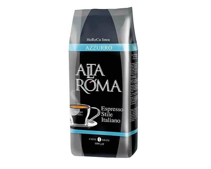 Кофе в зернах Alta Roma Azzurro, 1 кг (Альта Рома)