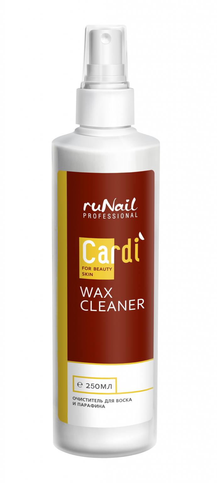 Очиститель для воска и парафина Cardi №2048