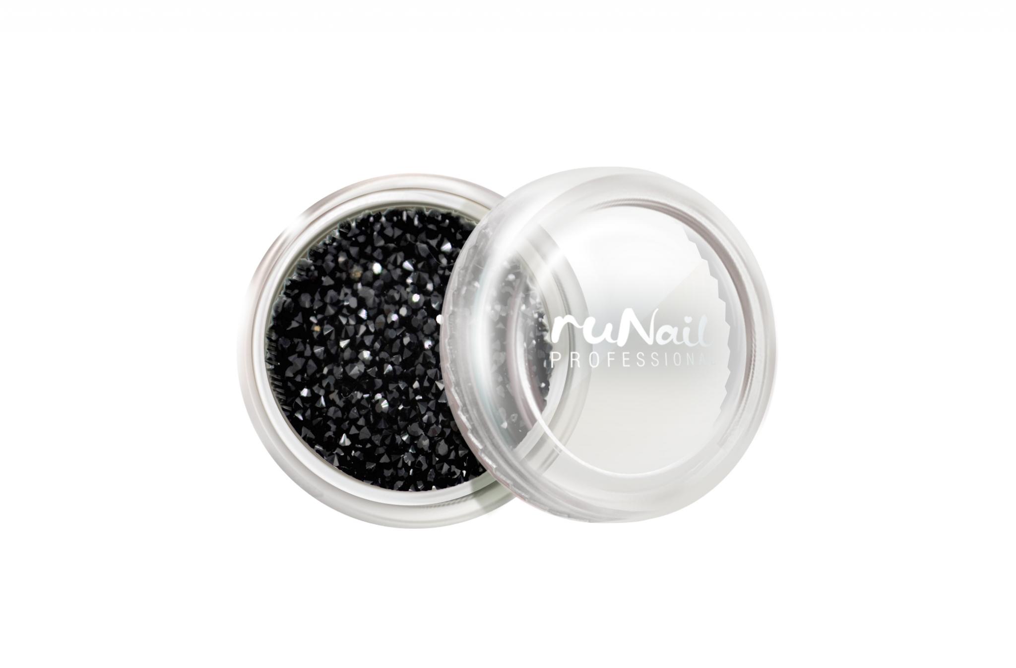 Дизайн для ногтей: пикси (цвет: черный) № 3286