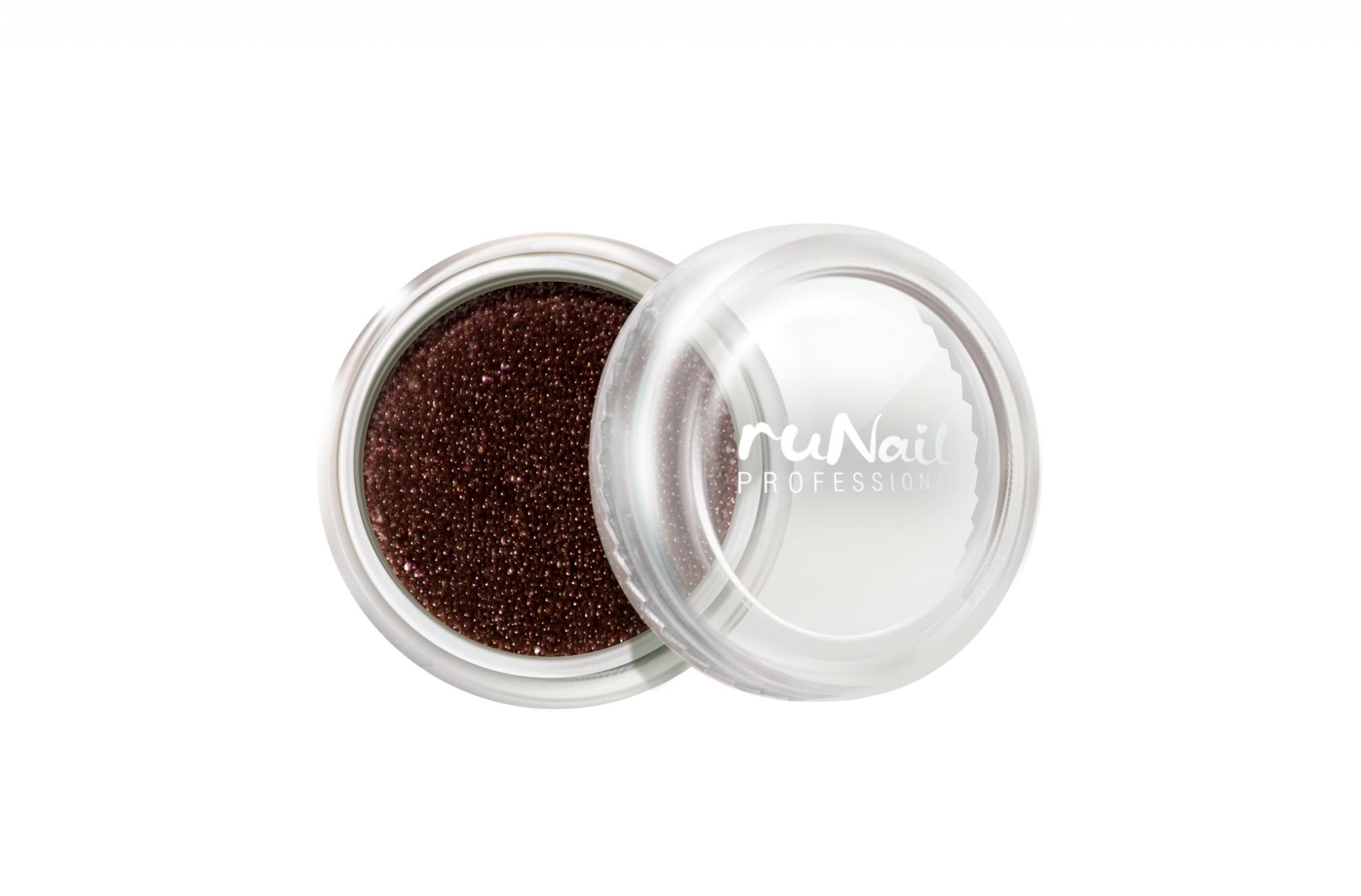 Дизайн для ногтей: бульонки (цвет: коричневый) № 0310