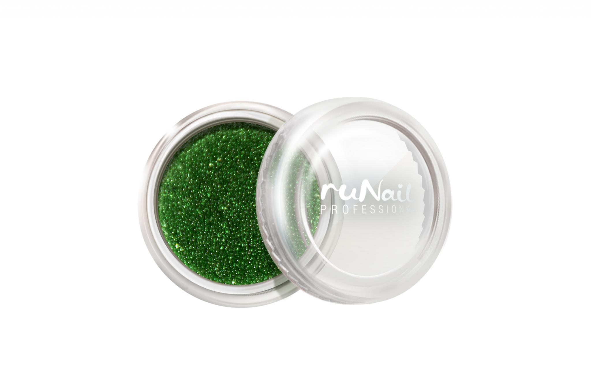 Дизайн для ногтей: бульонки (цвет: ярко-зеленый) № 0313