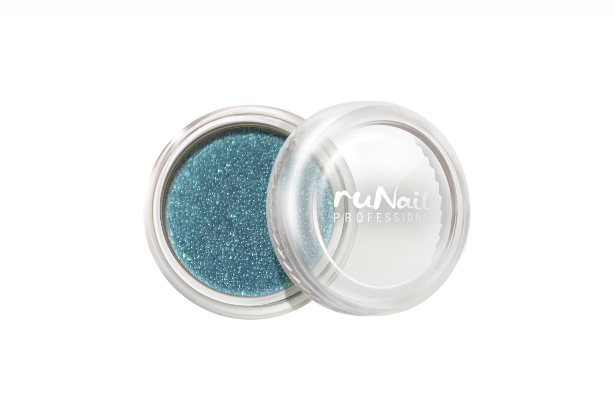 Дизайн для ногтей: бульонки (цвет: голубой) № 0314