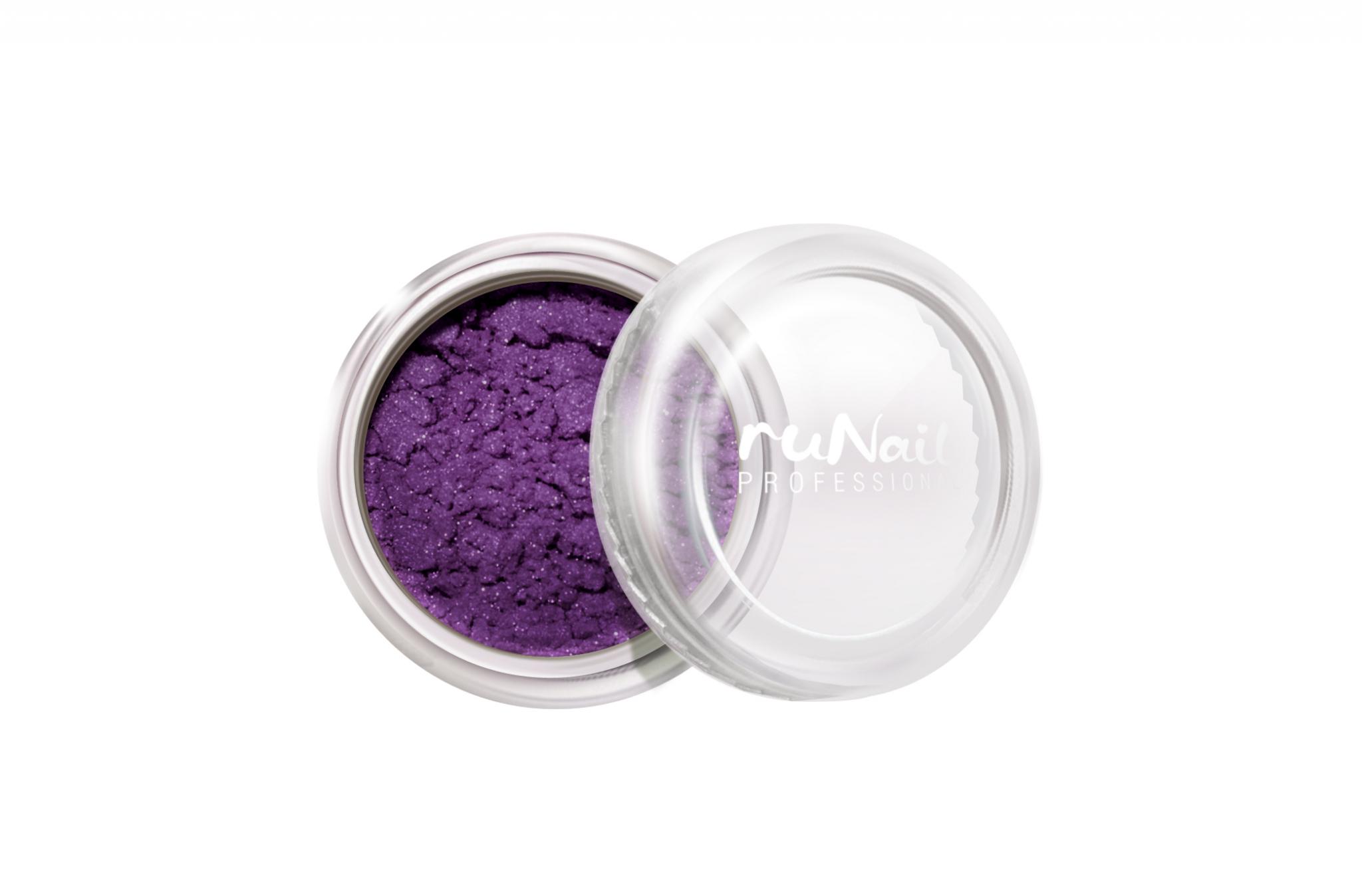 Дизайн для ногтей: пигмент (цвет: фиолетовый) №1159