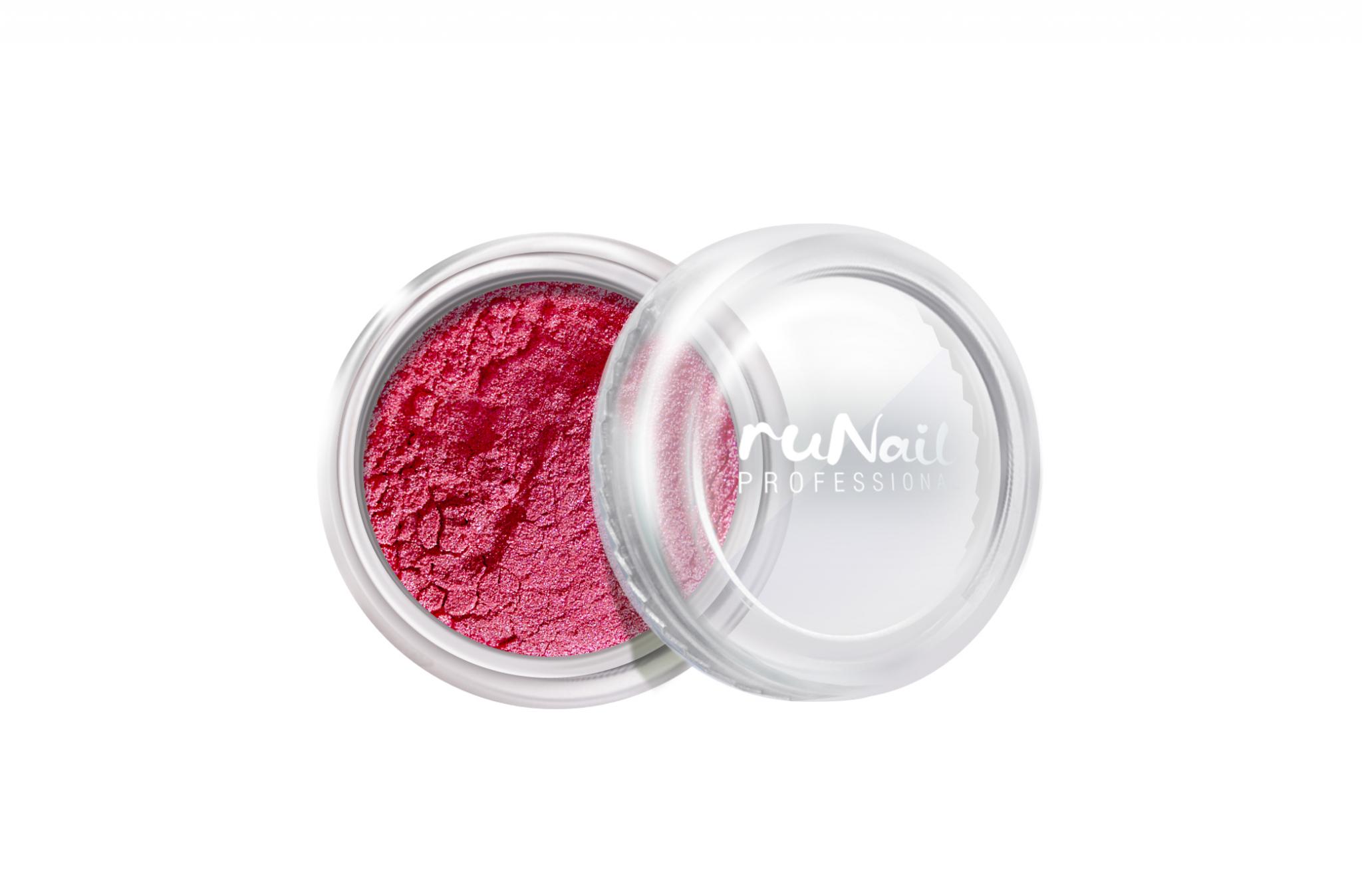 Дизайн для ногтей: пыль (цвет: красный, матовый) № 2012