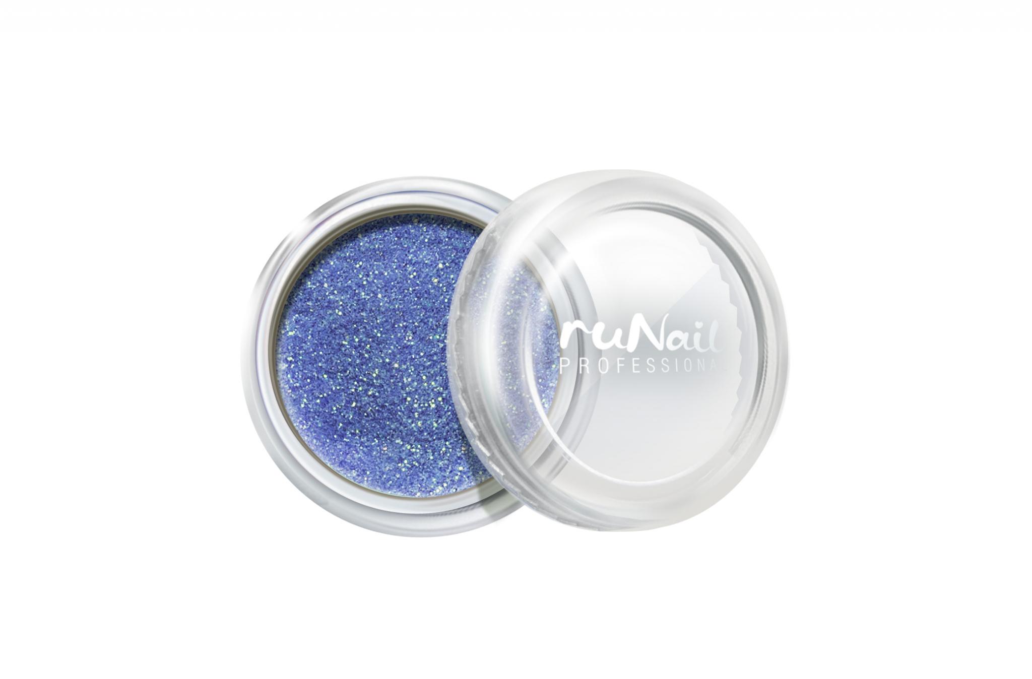 Дизайн для ногтей: пыль (цвет: сиреневый) № 1173