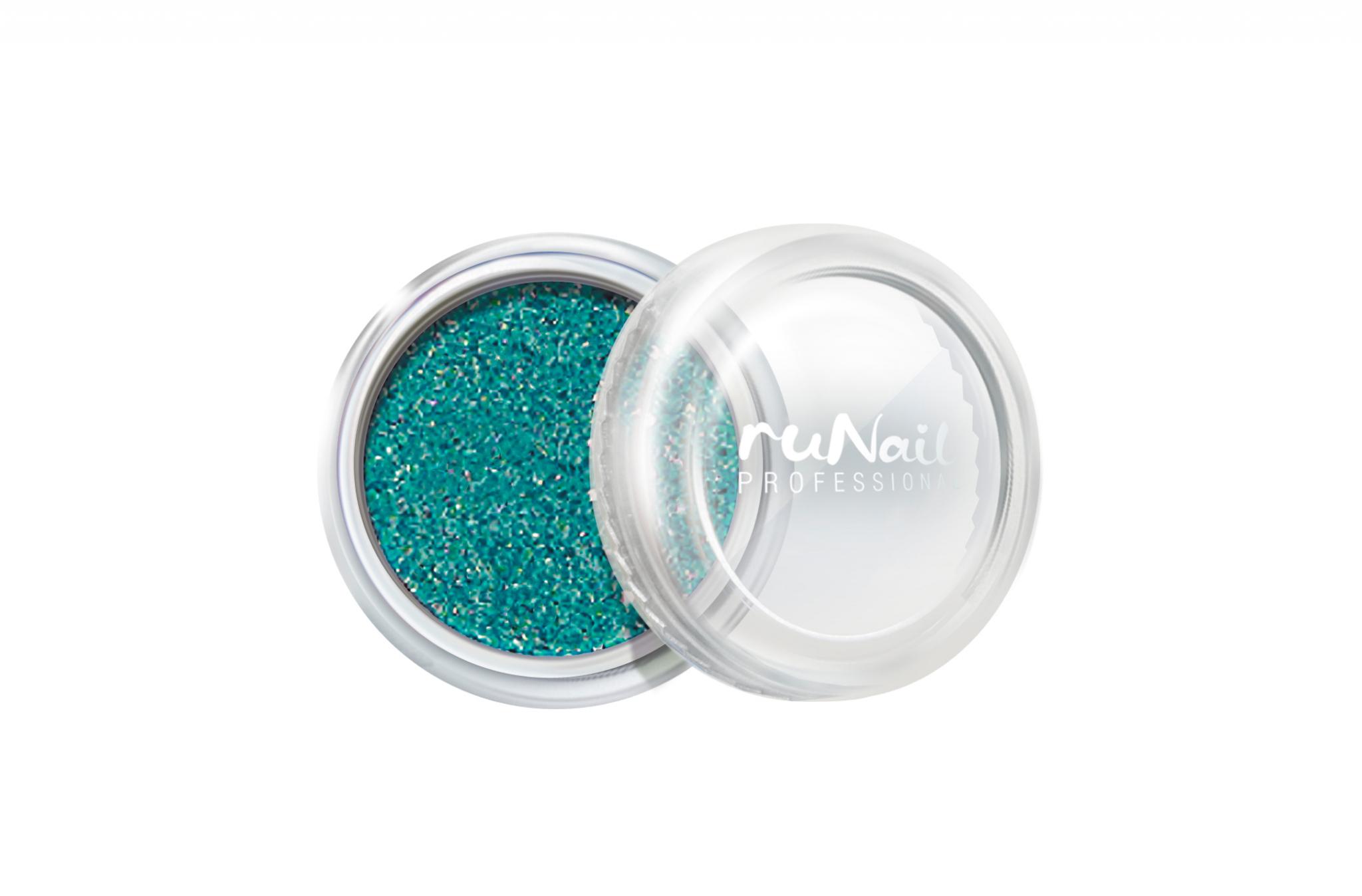 Дизайн для ногтей: зеркальная пыль №4303