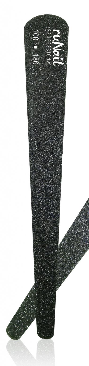 Профессиональная пилка-капля для искусственных ногтей, 100/180 №3828