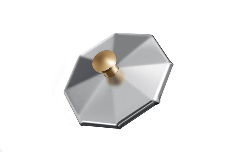 Крышечка для стаканчика для жидкости (стеклянного) №0661