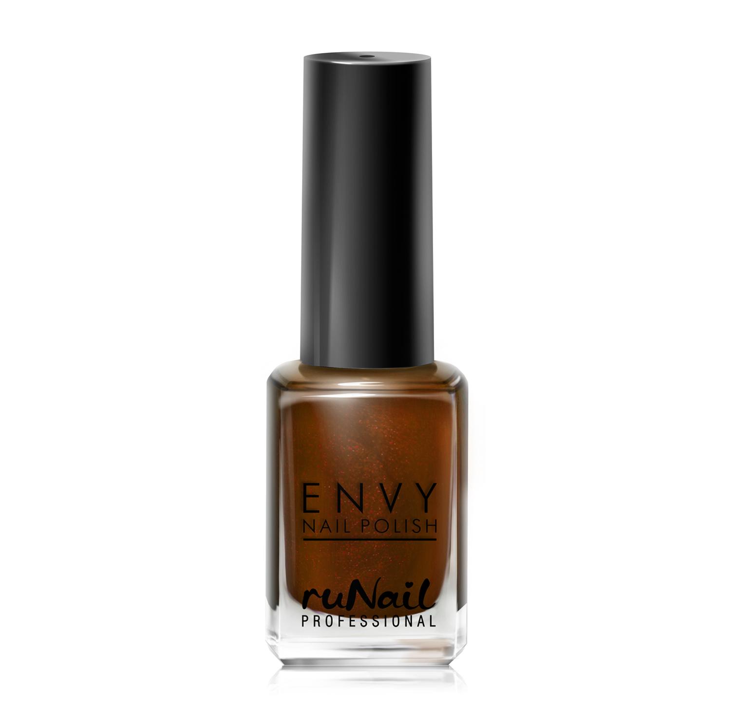 Лак для ногтей Envy, 12 мл, №1589, цвет: Корица №1589