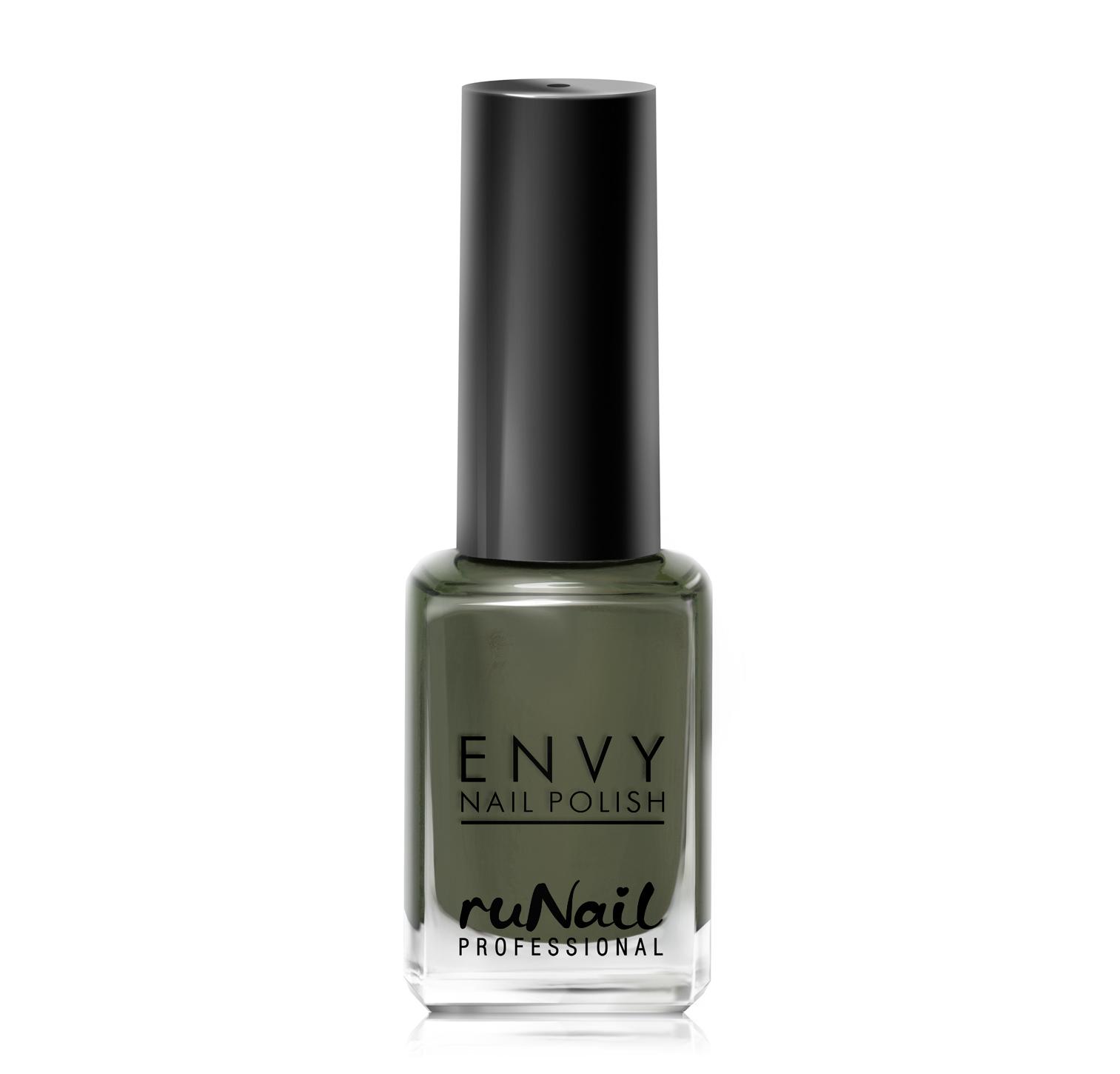 Лак для ногтей Envy, 12 мл, №1562, цвет: Серый кардинал №1562