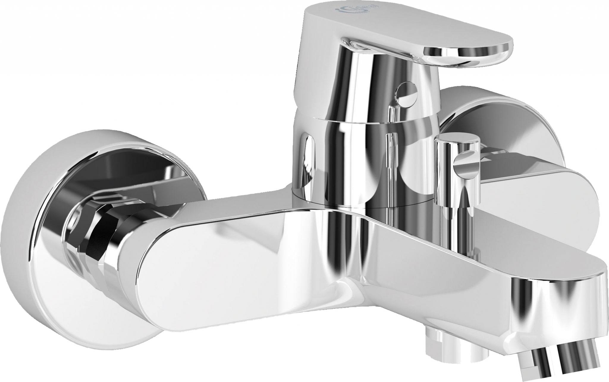 Смеситель для ванны Ideal Standard Vito хром (B0412AA)
