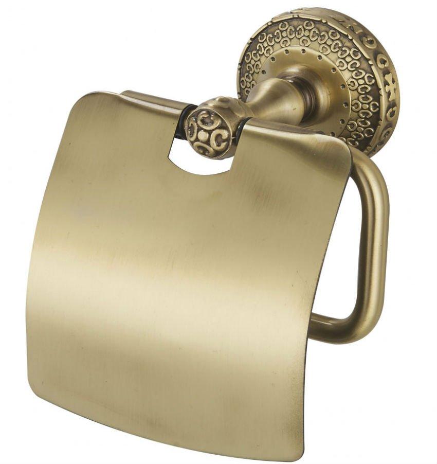 Держатель туалетной бумаги Zorg Br (AZR 08 BR)
