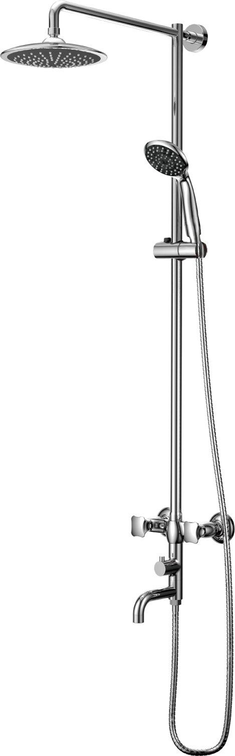 Душевая стойка D&K  (DA1384701E09)