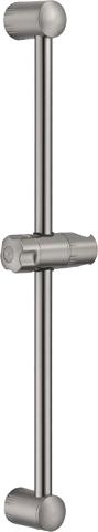 Душевая штанга Wasserkraft A012 матовый хром