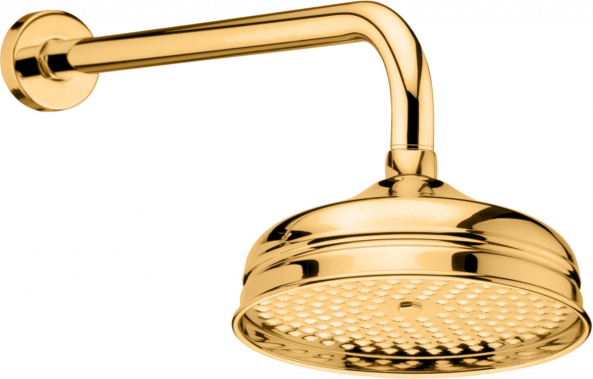 Верхний душ Webert Karenina AC0014010 золото
