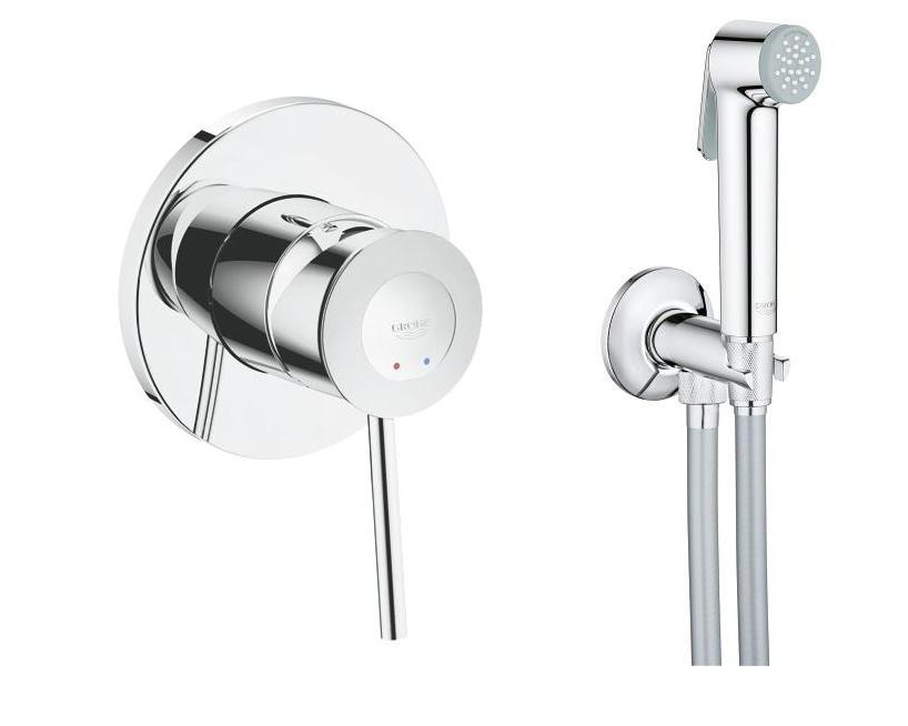 Гигиенический душ Grohe BauClassic (124902)