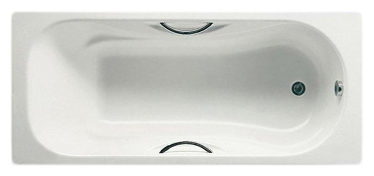Чугунная ванна Aqualux  150x75 см (ZYA 9-2)