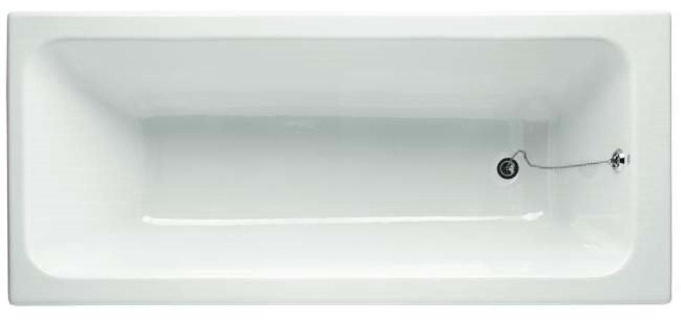 Чугунная ванна Recor  150x70 см (VICKY 1500*700)