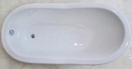 Чугунная ванна Magliezza Beatrice 153x77 см (BEATRICE BR)