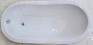 Чугунная ванна Magliezza Beatrice 153x77 см (BEATRICE CR)