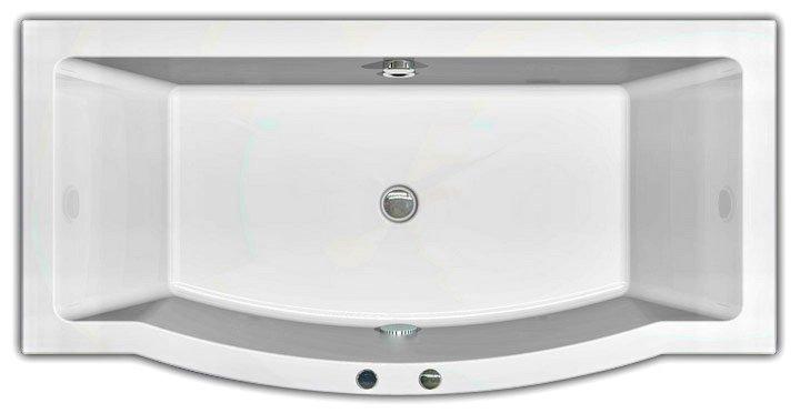 Акриловая ванна Aquatek Гелиос 180x90 см (Гелиос)