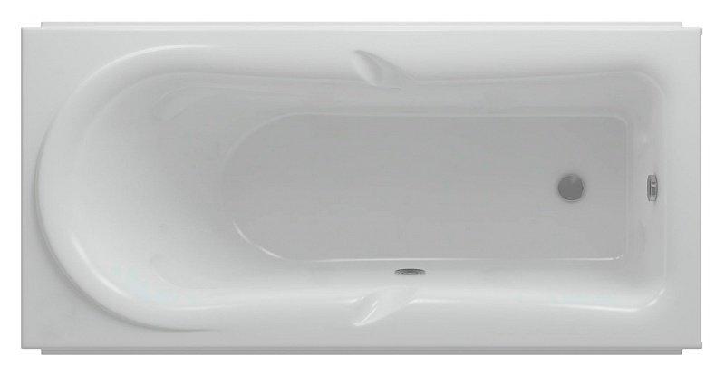 Акриловая ванна Aquatek Леда 170x80.5 см (Леда)