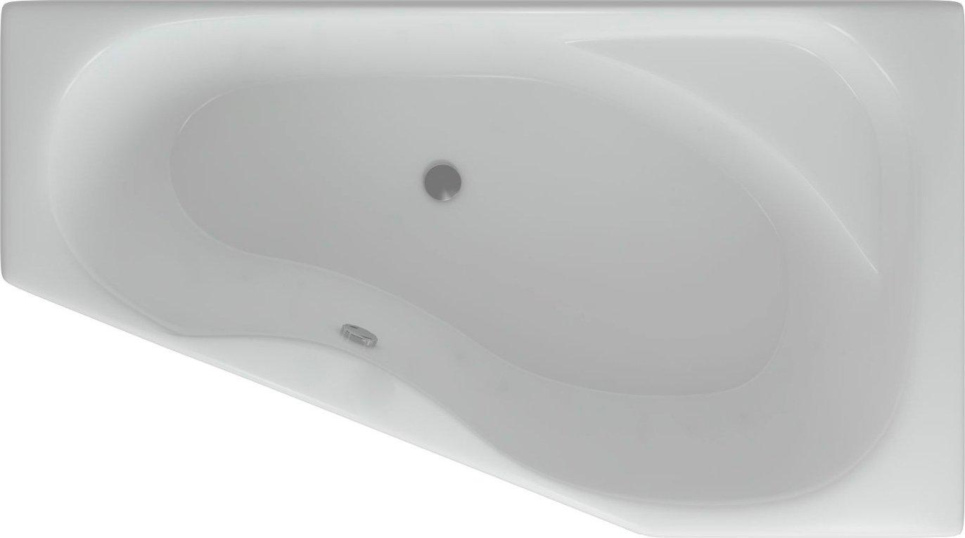 Акриловая ванна Aquatek Медея 170x95 см (Медея_DX)