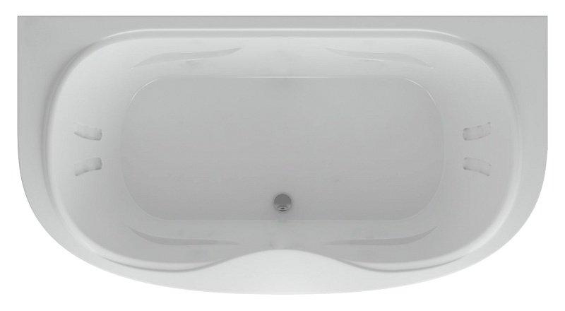 Акриловая ванна Aquatek Мелисса 180x95 см (Мелисса)