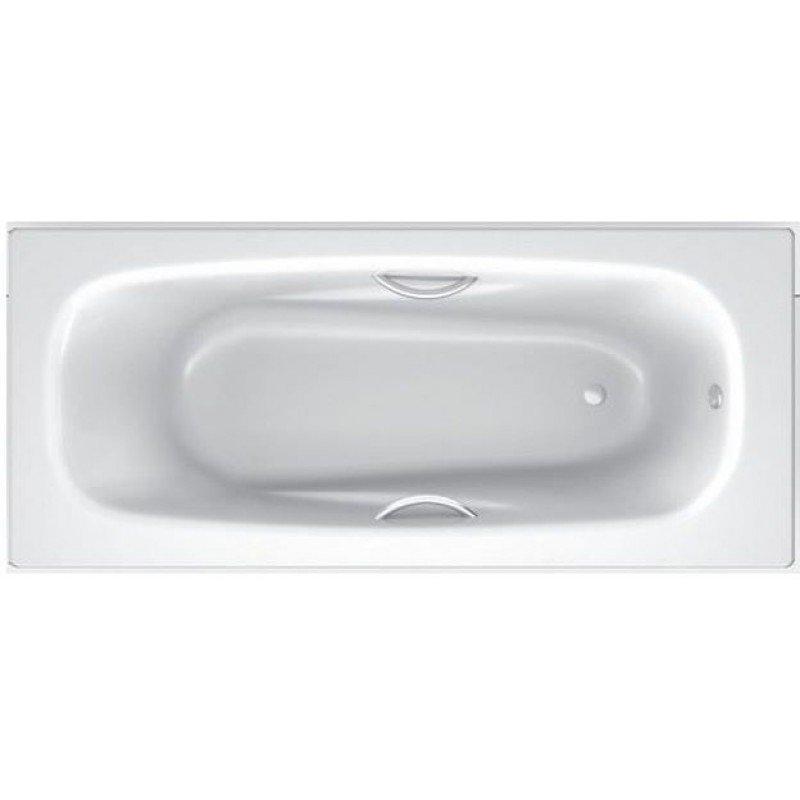 Стальная ванна Blb Anatomica 170x75 см (B75L handles)